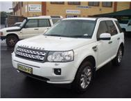 2011 Land Rover FREELANDER 2 SD4 SE A/T