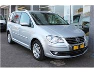 Volkswagen (VW) - Touran 2.0 TDi Highline DSG