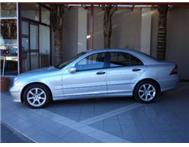 2006 Mercedes-Benz C 220 CDI Classic Low Kms