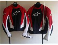 AWESOME DEAL...ALPINESTARS Motorcycle Jackets & RST Gloves FOR SALE!!