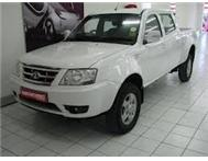 Drive and own a new Tata Xenon 3.0 D/CAB from R 2399 p/m.