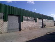 Industrial property to rent in Swartkops