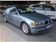 2003 BMW 3 Series 318i Exclusive A/t (e46)f/l