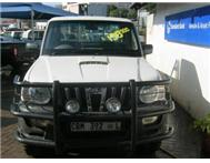 2011 Mahindra Scorpio 2.5 TCi 4x4 Single Cab