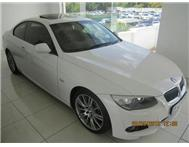 2011 BMW 3 SERIES 335i Coupe M-Sport Auto